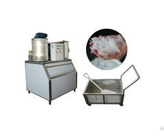 Flake Ice Machine 500kg Ton