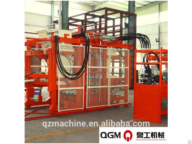 Qgm Block Making Machine