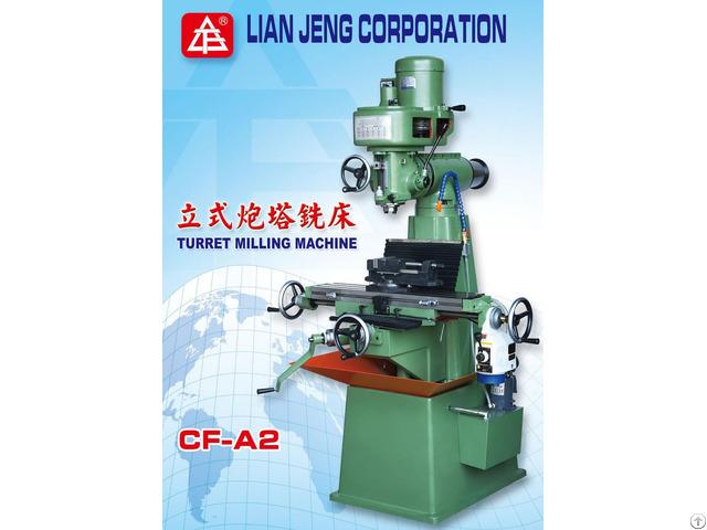 Taiwan Small Vertical Milling Machine