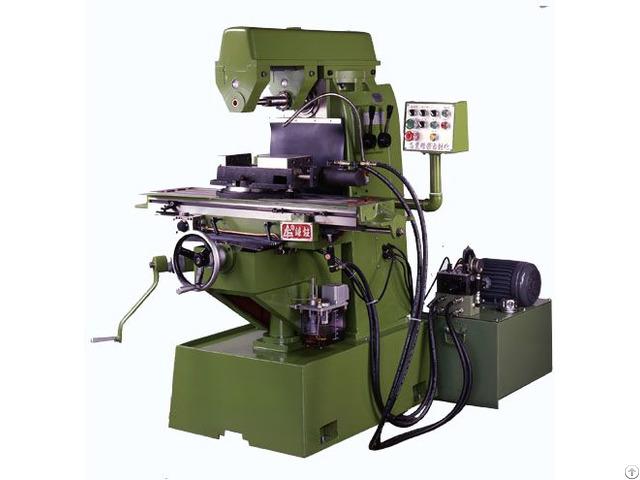 Taiwan Hydraulic Milling Machine 1230h