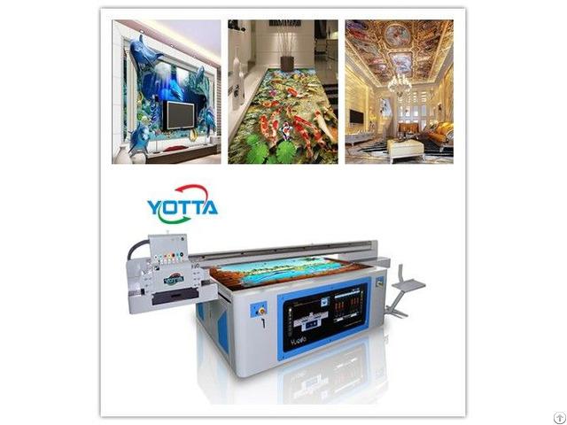 Yd2512 Living Room Ceiling Tiles Printing Machine