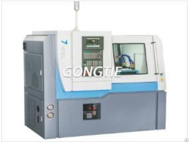 Electric Spindle Cnc Lathe