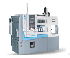 Cnc Lathe For Small Shafts