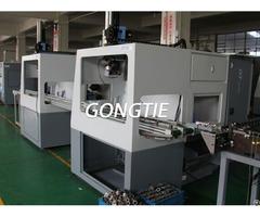 Three Cnc Lathe Machine