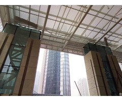 Aluminum Suspended Ceiling Expanded Metal Mesh