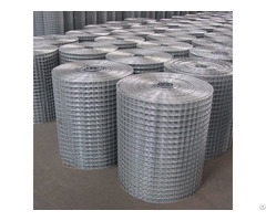 Electro Galvanized Welded Wire Mesh Product