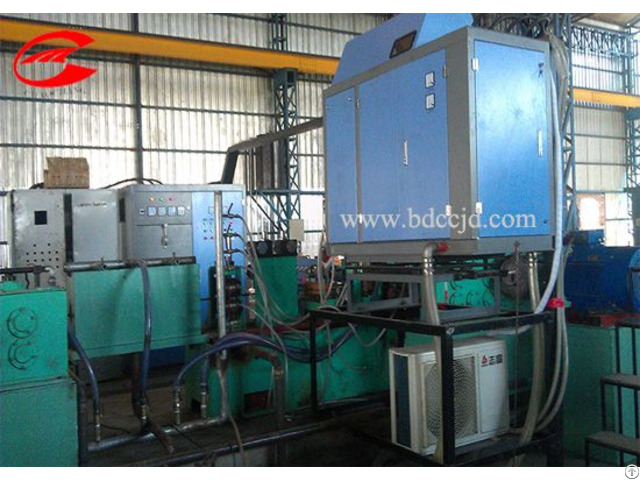 Steel Pipe Induction Welding Machine