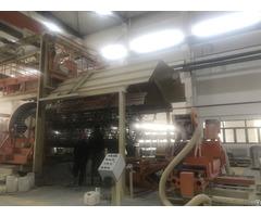 Cfw Pipe Winding Machine