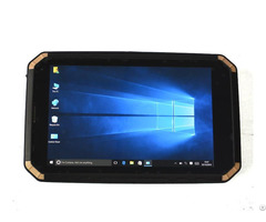 """8""""inch Quad Core 1 92ghz Win10 2g 32g Rugged Tablet Pc Waterproof Notebook"""