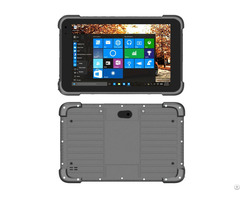 Rugged Tablet Pc With Stylus Nfc Gps Barcode Scanner Docking
