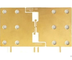 Slitong Pcb Custom Design Service For Ceramic Metallized Substrates