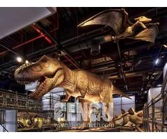 Animatronic Dinosaur T Rex Ad 294