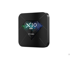 R Tv Box X10 Amlogic S905w