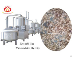 Vacuum Fried White Chickpeas Fryer