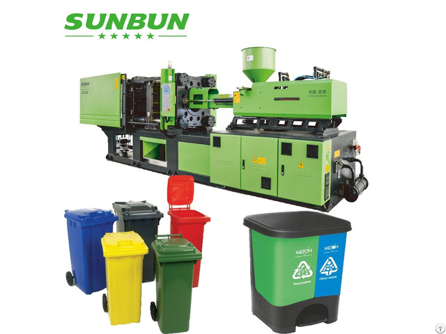 650t Sunbun Plastic Bucket Injection Molding Machine