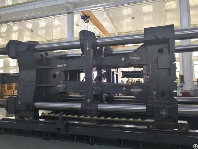 850t Sunbun Two Platen Big Plastic Injection Modling Machine