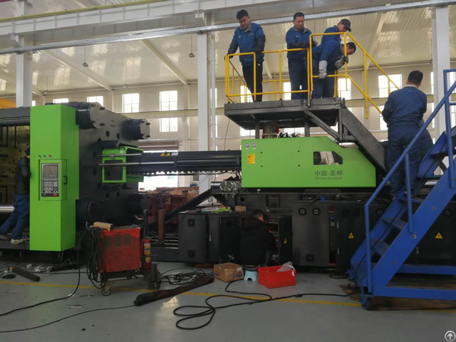 China Sunbun 2500t Automatic Big Car Part Injection Molding Machine