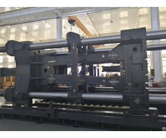 Top China Sunbun Central Locking Structure 2800t Plastic Injection Molding Machine