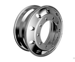 Casting Low Pressure Aluminum Alloy